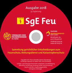 CD-Rom SgE-Feu Einzelplatzlizenz