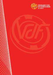 Umschlagmappe VdF für Urkunden